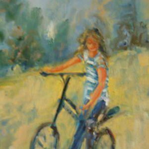 À bicyclette, ©