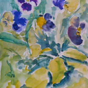Violettes, ©