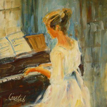 La pratique de piano