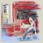 Peinture exécutée avec My Paint