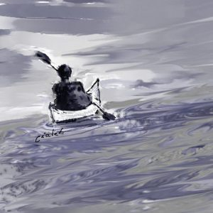 Seul à bord